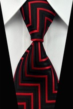 SNT0007 Men s 100 Jacquard Woven Silk Striped Neckties Tie handkerchief Cufflinks Sets for men Formal