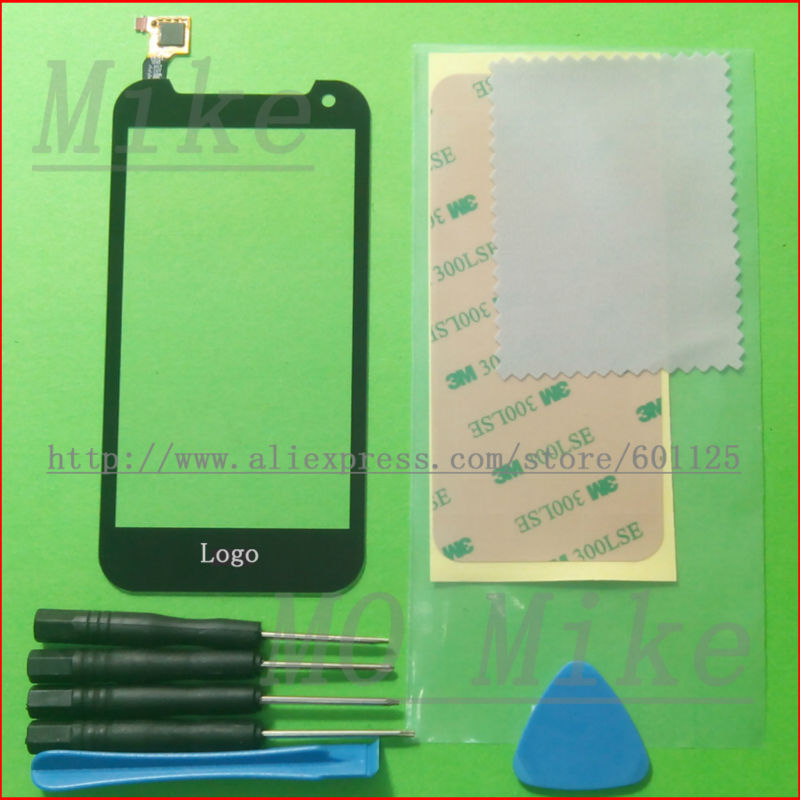 Touch Screen Digitizer glass Panel Lens HTC Desire 310 310W Dual SIM version Black Replacement & Tools - mo mike's store