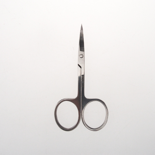 eyelash cutter eyebrow hair Cosmetic tool/Professional Stainless Steel Scissors Gilded Beauty Tools/nail tool(China (Mainland))