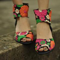 Популярные сандалии летние личности Женская обувь