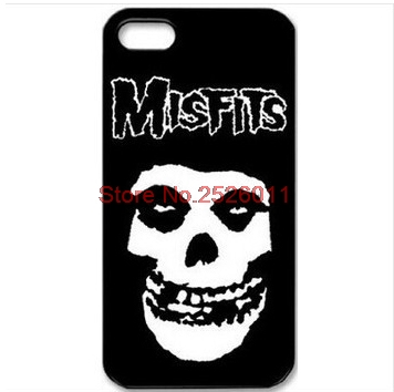 Misfits American cell phone Case Cover Skin For Apple iPhone 5/5S 4S 5C 6 6PLUS Verizon Sprint Unique Snap-on Plastic(China (Mainland))