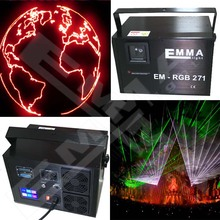 LDA+SD+DMX+3D New LCD touch screen 5 watt animation laser rgb / outdoor text laser lights / laser dj / nightclub stage laser(China (Mainland))