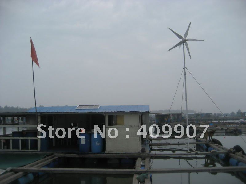 wind generator,600w, anticorrosion,12V/24V auto.distinguish,build in MPPT controller,discount ship cost+100%positive feedback