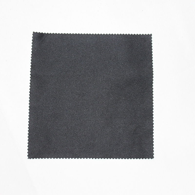 Free Shipping 100Pcs/Lot Black Color Sunglasses Glasses Microfiber cleaning cloth,15cmx15cm ,lens eyeglass cleaning cloth(China (Mainland))
