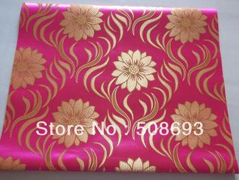Free Shipping fushia pink color sego headtie super jubilee for wedding and party