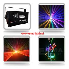 RGB 1 2w Full Color stage DMX Effect bar Laser