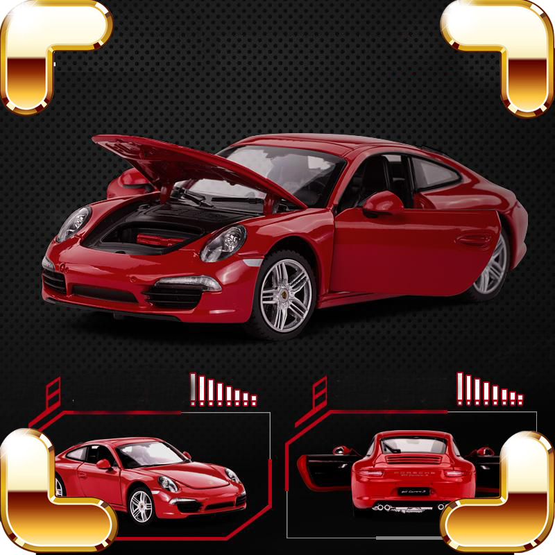 Boys Favour Gift Ca GT 1/24 Racing Model Car Alloy Frame Car Scale Models Metal Machine Toys For Boys & Mini Metallic Collection(China (Mainland))