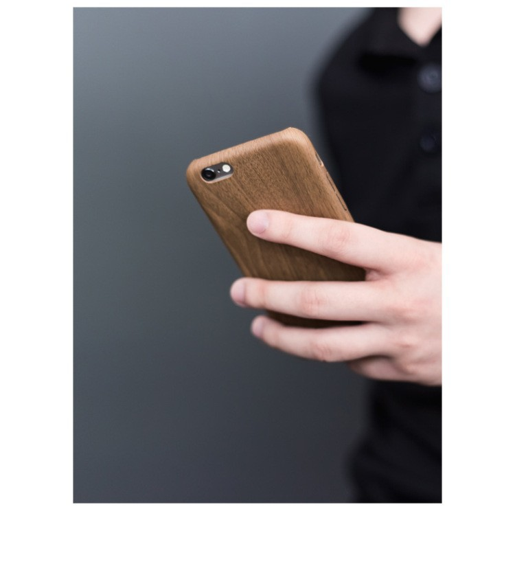 Luxury Wood Grain Style pc back cover case for iphone 4 4s 5 5s 6 6s 6 plus 6plus case forsamsung galaxy a3 a5 s6 s7 edge coque
