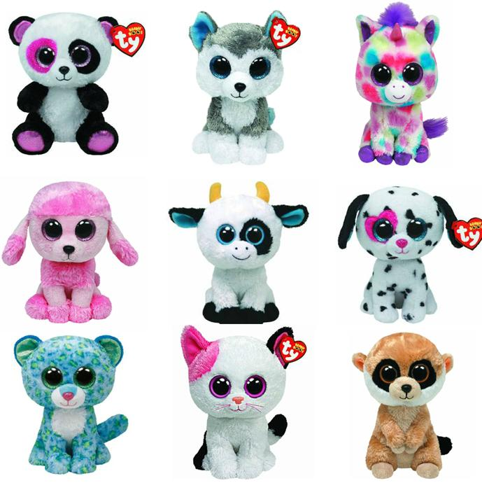 stores that sell beanie boos.
