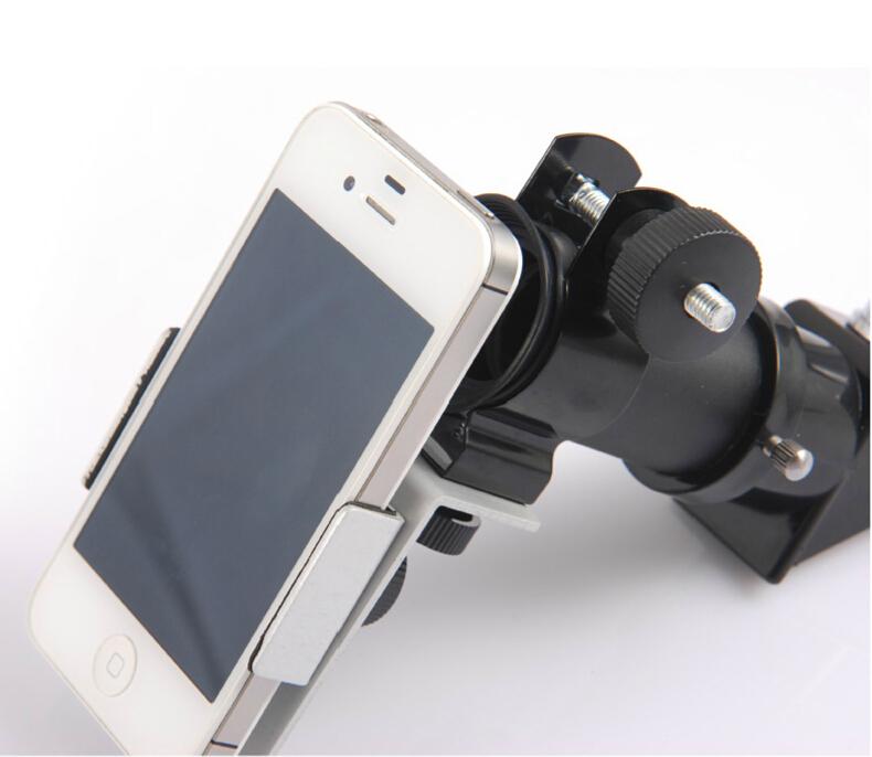 Universal Smartphone Camera To Telescope Bracket