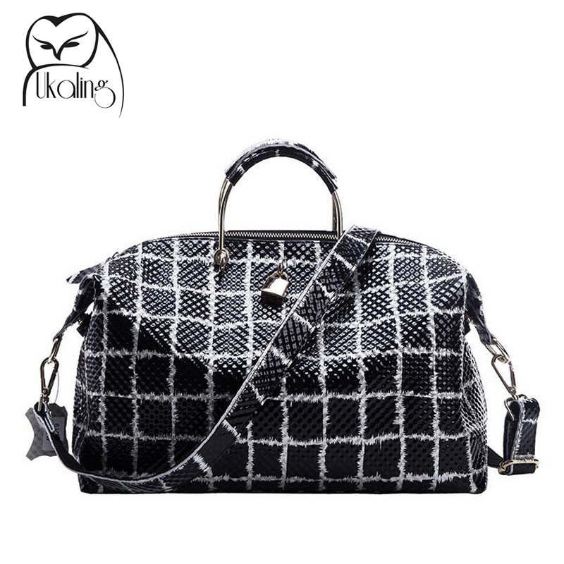 LUXURY IMPORT Genuine Leather Bag Women Leather Handbags Tote Shoulder Purse Women Travel Bag Sac Femme Large Capacity <br><br>Aliexpress