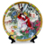 The hanging plate decorated proprietary modern Home Decoration fashion crafts interiors pieces - 12 hairpin set (wholesale)