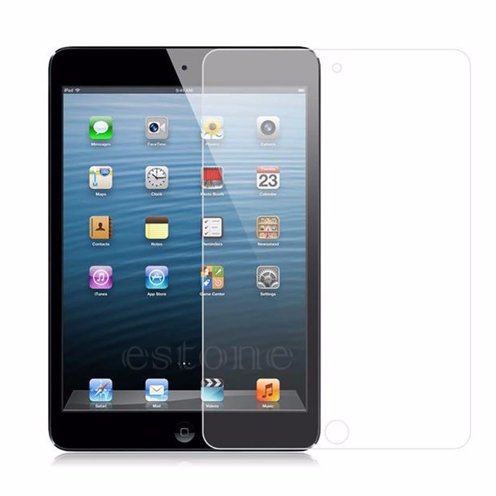 New arrival 2x Anti Glare Screen Protector Ultra Clear Cover Shield Film For Apple iPad 2 3 4<br><br>Aliexpress