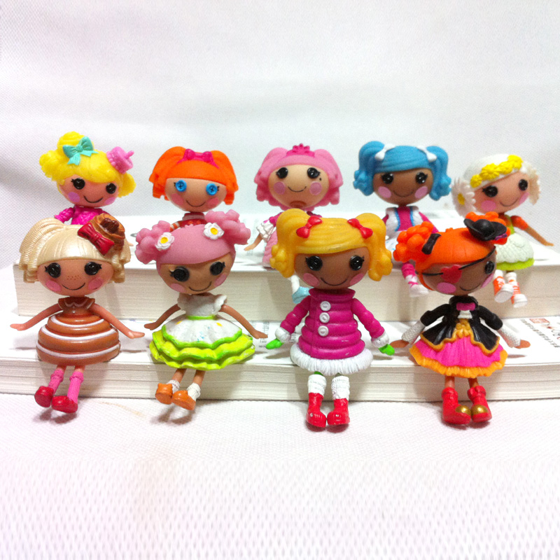 Special Toys For Girls : Pc inch mga lalaloopsy dolls accessories mini for