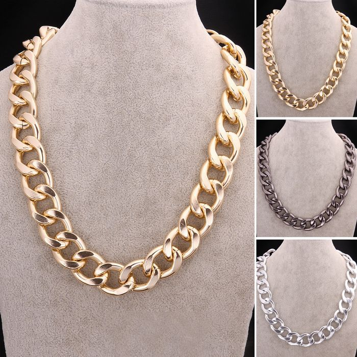India Pharaoh Necklace Gothic Exaggerate Punk Big Necklace<br><br>Aliexpress