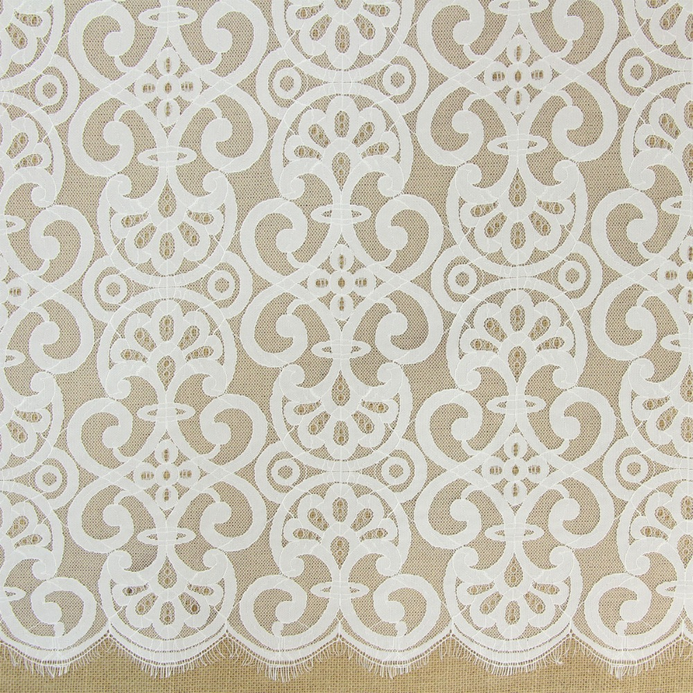 Buy 150 150cm piece geometric lace for Dressmaking fabric