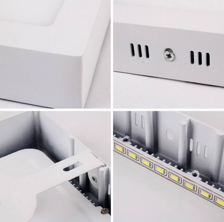 surface led panel light-details
