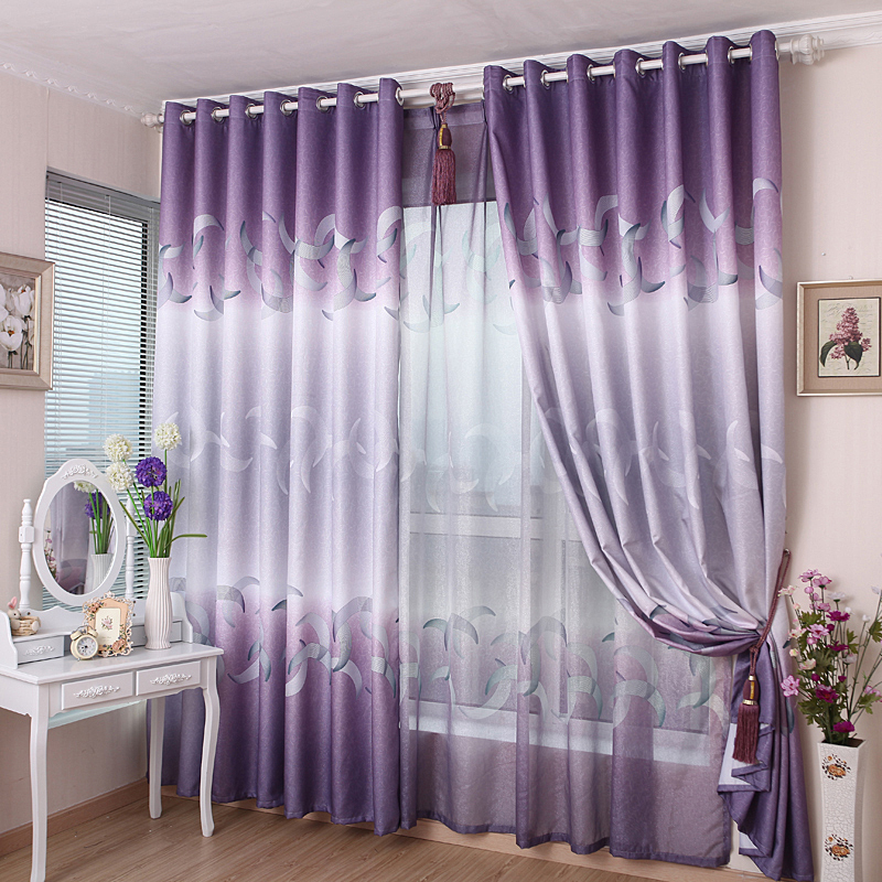 Fashion curtain dodechedron quality curtain cloth finished screens rustic