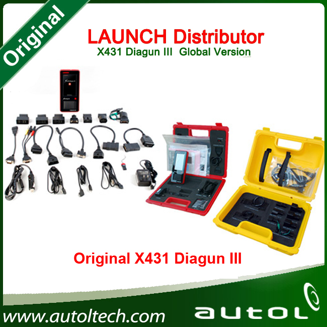 2015 Original Launch Diagnostic Tool Auto scanner X431 diagun cousin X431 Solo over 90 kinds of softwares --OBD(China (Mainland))