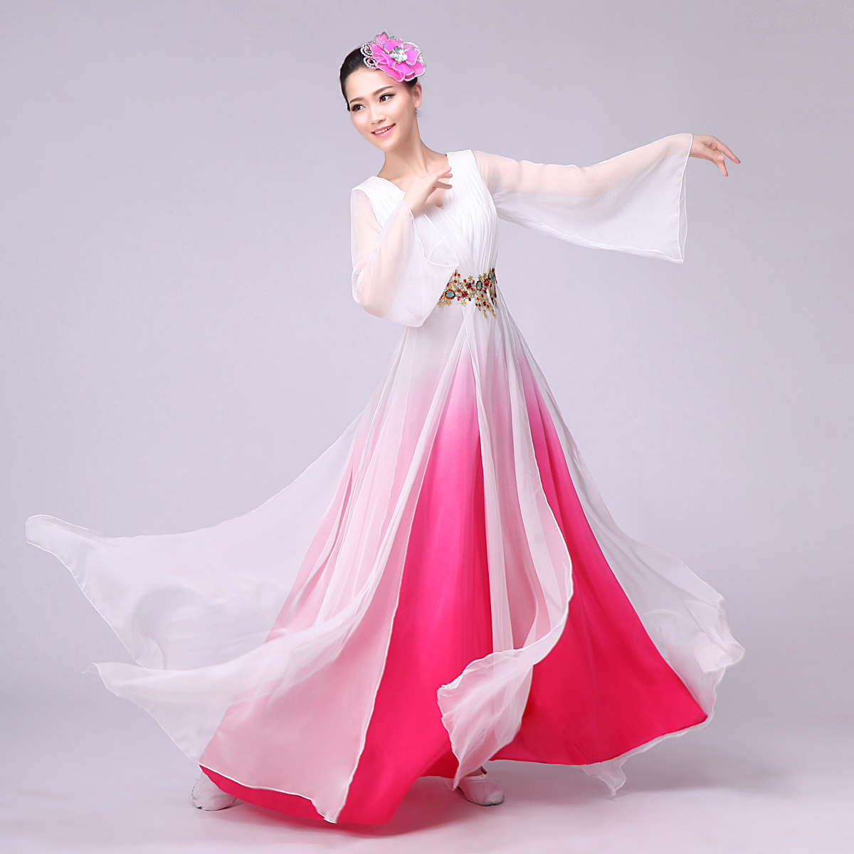 Costume beautiful dance costume princess dynasty opera chinese dress
