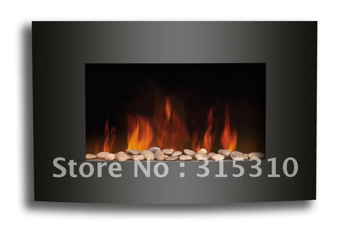 Nice Life Brand Wall Mounted Electric Fireplace In Electric Fireplaces From Home Improvement On