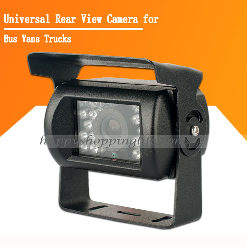 Car Reverse Camera for Bus Vans Trucks Rear View Backup Camera(China (Mainland))