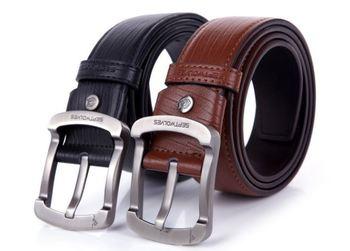 Free shipping ON SALE  waist belt,top brand men leather belts,hot Genuine men belts