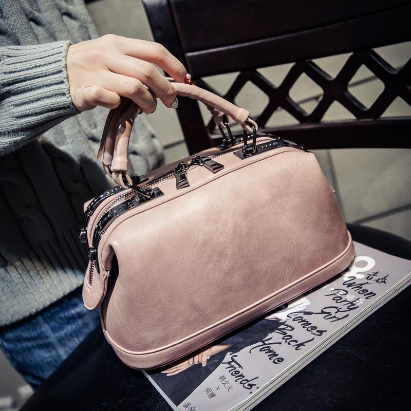 Fashion Tote Luxury Handbags Women Bags 2016 Designer Handbags High Quality Tote Bag Minimalist Retro Shoulder Messenger Bag Sac(China (Mainland))