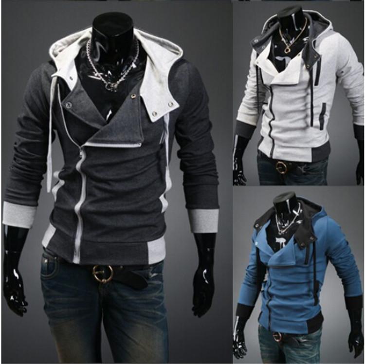 2014 New Styles Men's Autumn Winter Cardigan Korean Hoodie Jacket Brand - To Be No.1 store