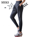 New Brand Women Yoga Pant Fitness Sports Trousers High Waist Comfortable Breathable Plus Size Dancing Leggings
