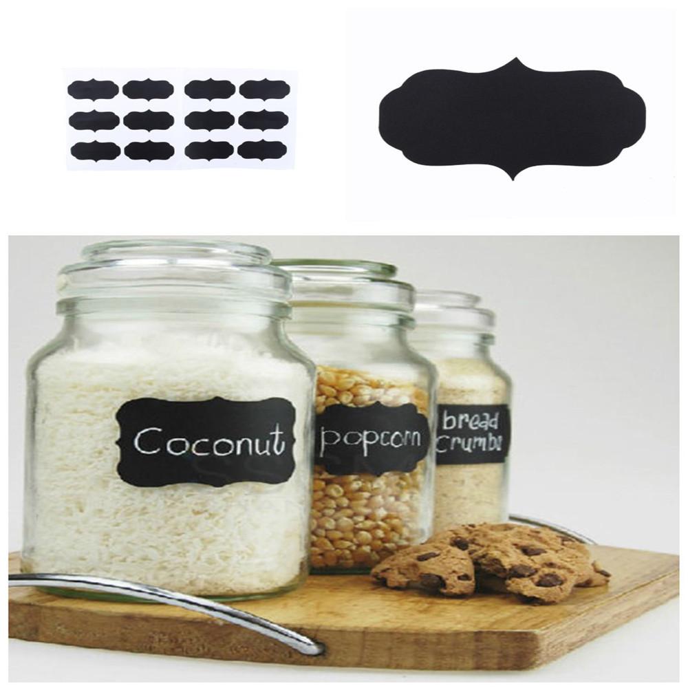 Krijtbord Keuken Kopen : Blackboard Stickers