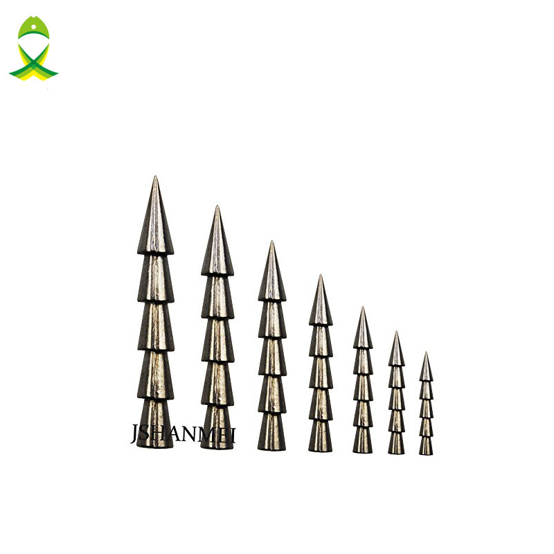 Online buy wholesale tungsten weights from china tungsten for Fishing sinkers bulk