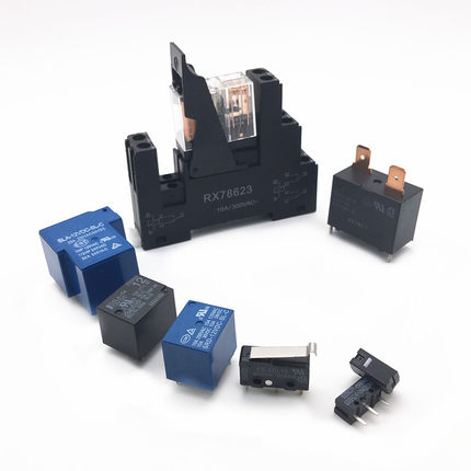 JQC-3F T73-5V relay ( five feet ) DC5V 10A opening and closing(China (Mainland))