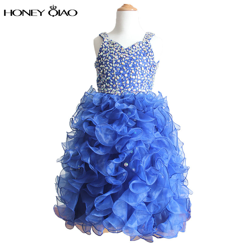 Royal Blue Dresses Girls Promotion-Shop for Promotional Royal Blue ...