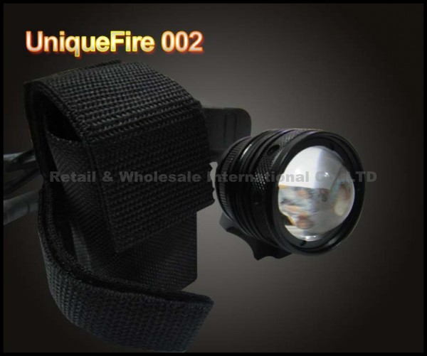 2 1 1800 Lumen 15W Zoomable CREE XM-L U2 LED Bicycle bike HeadLight Headlamp Lamp Light ZOOM OUT/IN (UniqueFire 002) - Retail & International Co.,LTD store