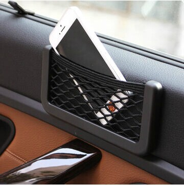 15cmx8.5cm Mobile phone bag car multifunctional bag storage box car auto supplies(China (Mainland))