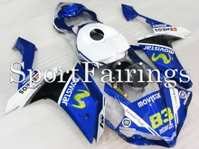 Buy Fairings Fit Yamaha YZF1000 R1 Year 07 08 2007 2008 ABS Motorcycle Fairing Kit Bodywork Motorbike Cowling Blue White for $639.99 in AliExpress store