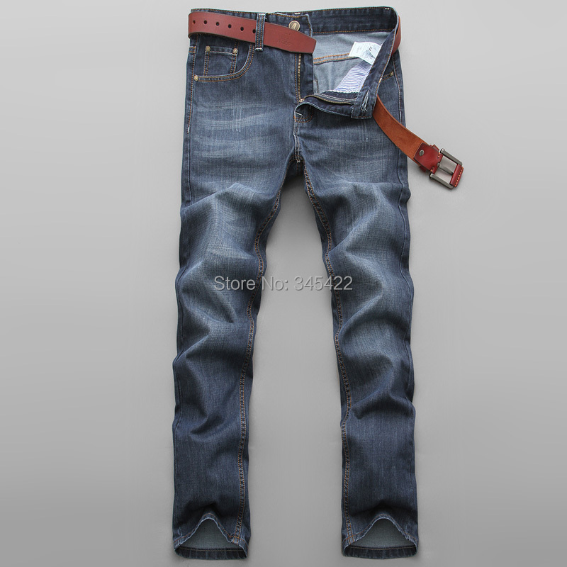 hot-selling 2014 classic men's straight a*mani jeans and italy brand jeans men arm denim mani pants from a*mani factory(China (Mainland))