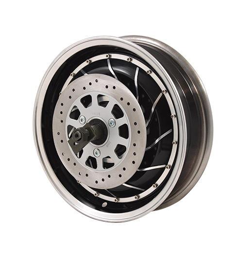 Buy 3000w 13inch Brushless Hub Motor For