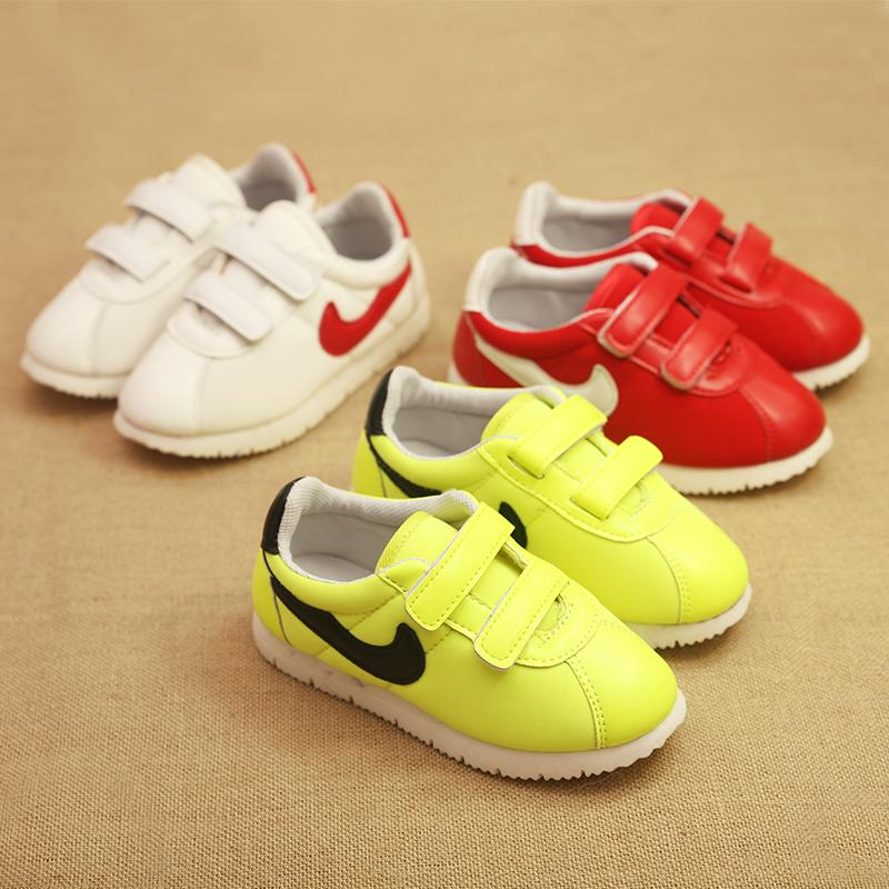 3 Color New Children Shoes Baby Boys Toddler Shoes infant  First Walkers Kids Sport Shoes for Boys Girls Free Shipping
