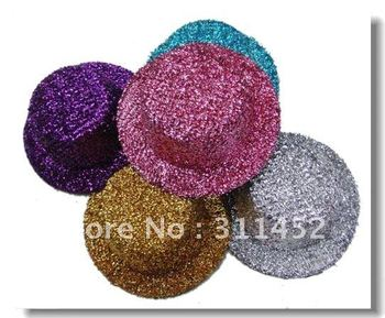 christmas party hat,fascinator hat accessories,50pcs/lot,free shipping