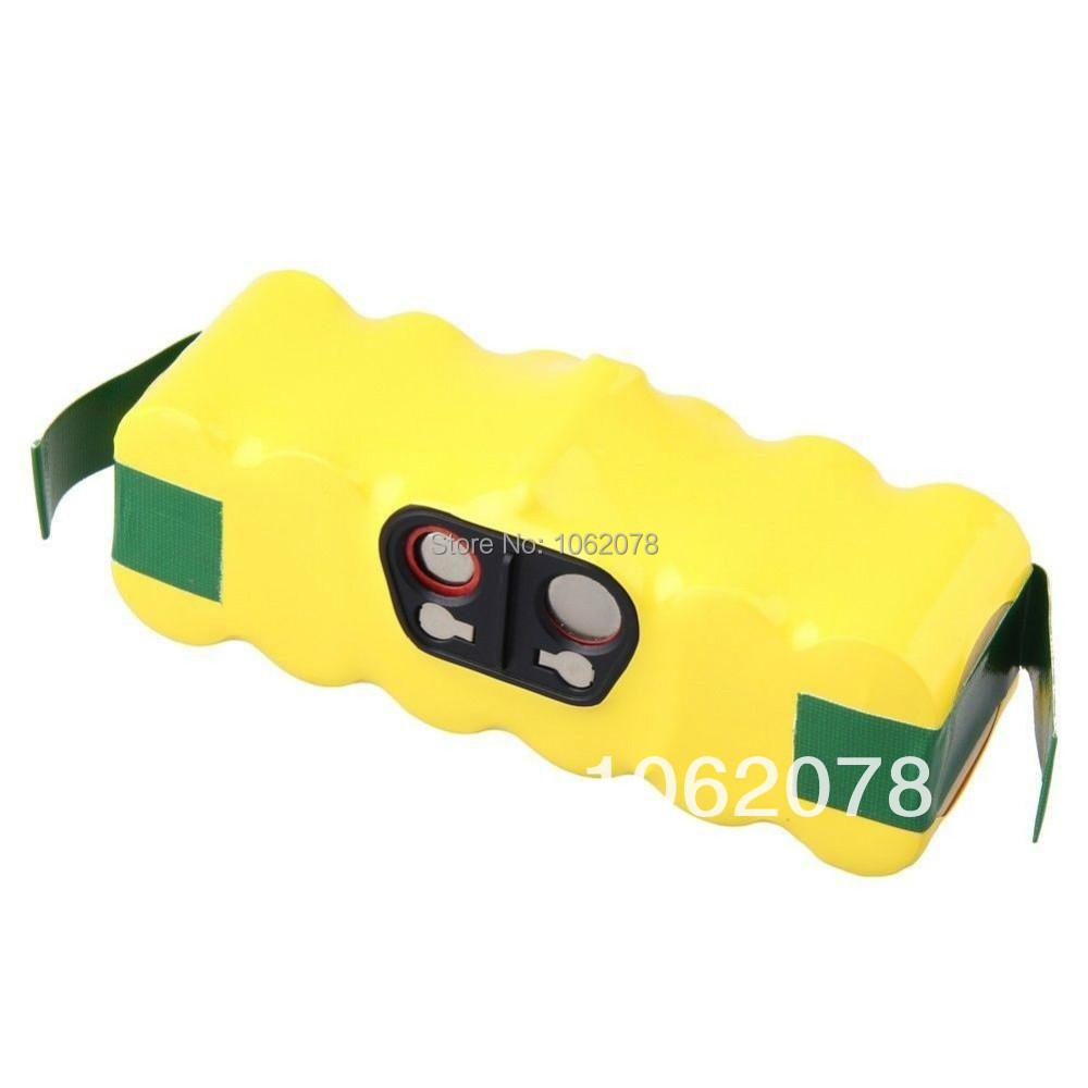3500mAh Battery for iRobot Roomba 610 500 530 540 550 560 570 580 R3 NI-MH(China (Mainland))