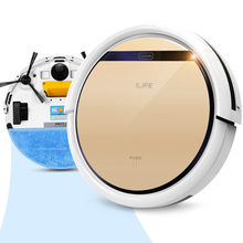 FREE SHIPPING CHIWI ILIFE V5 PRO Automatic Robot Vacuum Cleaner ,Smart vacuum cleaners  Robotic(China (Mainland))