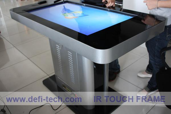 42 Inch 32 points IR Touch Screen Frame without glass / fast shipping,Dust and water proofing, anti-vandal(China (Mainland))