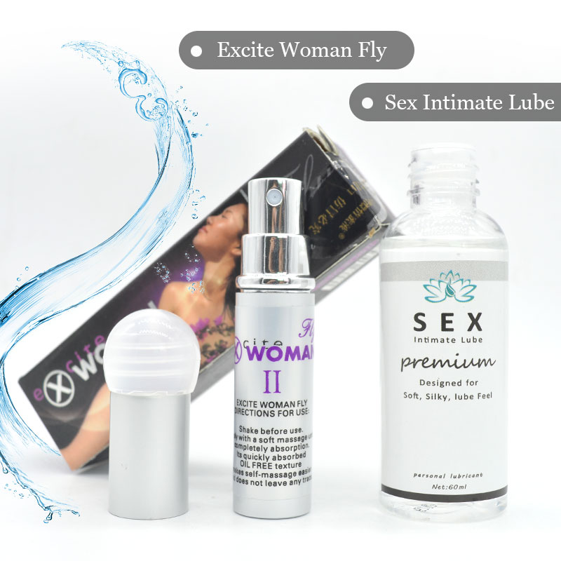 2 pcs Taiwan exciter Excite Woman Fly female libido enhance pleasure liquid exciting climax adult sex products sex lubricant