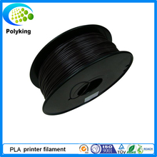 PLA 1 75mm 3D Printer Filaments Black 1KG Spool Consumables Material MakerBot RepRap UP Mendel FS