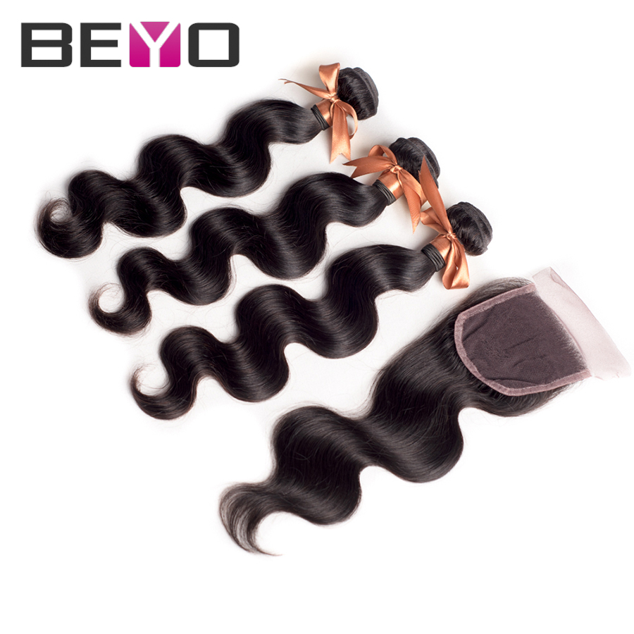 Rosa hair products peruvian body wave virgin hair with closure peruvian virgin hair peruvian body wave 3 bundles with closure<br><br>Aliexpress