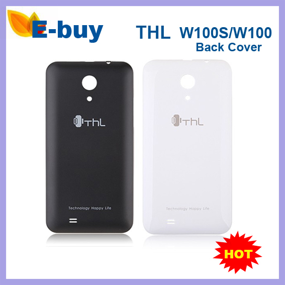 Original Back Shell Battery Cover ThL W100S W100 Smartphone