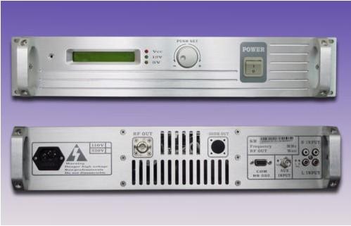 Chuan Island electronic CZET600 0600W FM stereo FM broadcast transmitter FM transmitter(China (Mainland))