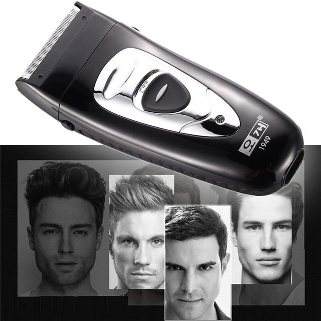 Rscw-1949 портативный двуглавый электрическая сабельная волосы лезвие триммер мужчины ...
